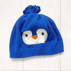 Gymboree Blue Penguin Hat